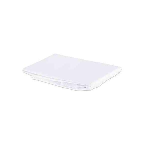 Kissenhülle Basic, ca. 70x90cm - Weiß, Textil (70/90cm) - Mömax modern living