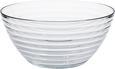 Salatschüssel mit Besteck Rösle - Klar, KONVENTIONELL, Glas/Metall (29cm) - Rösle