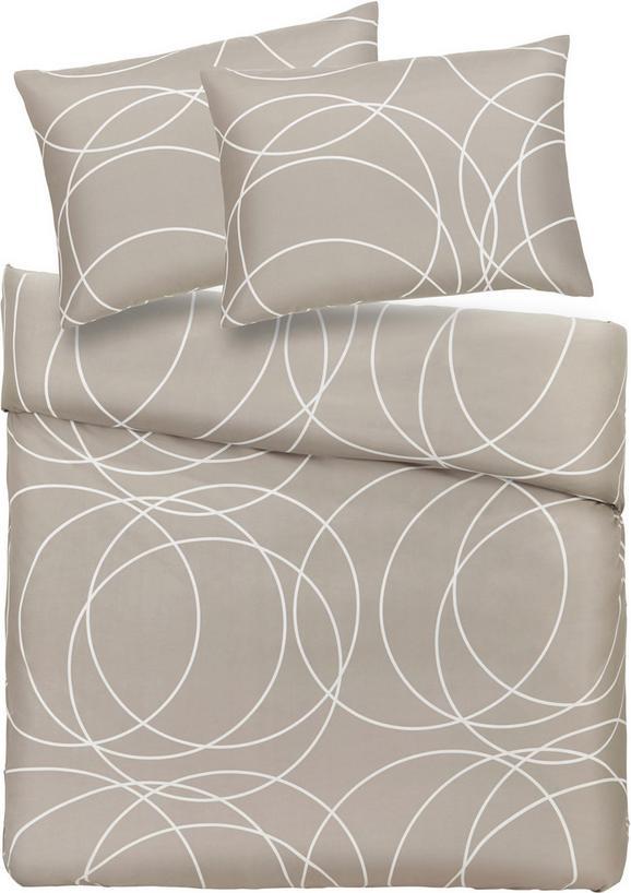 Bettwäsche Pure Grau 200x200cm - Grau, KONVENTIONELL, Textil (200/200cm) - MÖMAX modern living