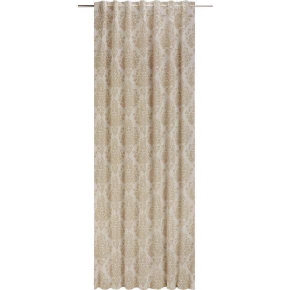 Verdunkelungsvorhang William, ca. 140x245cm - Naturfarben, LIFESTYLE, Textil (135/245cm) - Mömax modern living