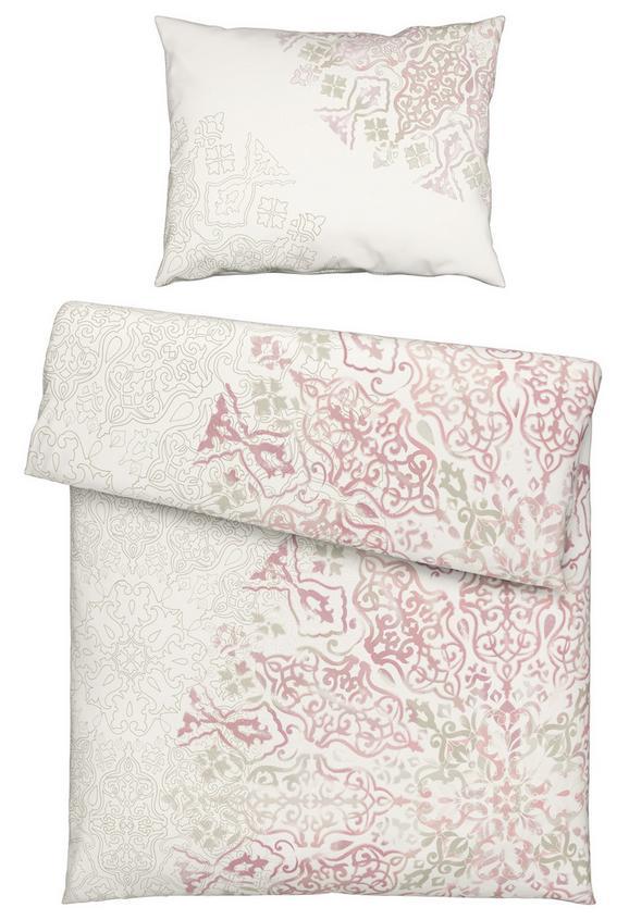 Posteljina Gabrielle - roza, Konventionell, tekstil (140/200cm) - Mömax modern living