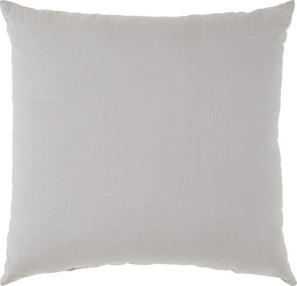 Okrasna Blazina Bigmex - siva, tekstil (60/60cm) - MÖMAX modern living