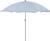 Sonnenschirm Lecci Hellblau - Grau/Hellblau, Kunststoff/Textil (180/190cm) - Mömax modern living