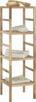 Regal Wallnussfarben - Walnussfarben, Holz (36/117/36cm) - Mömax modern living