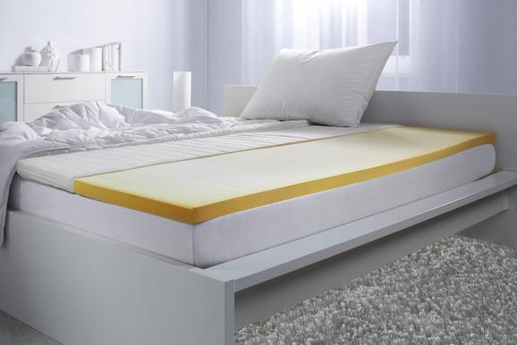 Topper Viscoschaumkern 180x200cm - Textil (180/200cm)