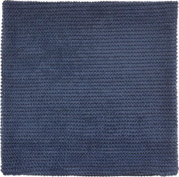 Kissenhülle Maxima, ca. 50x50cm - Dunkelblau, Textil (50/50cm) - MÖMAX modern living