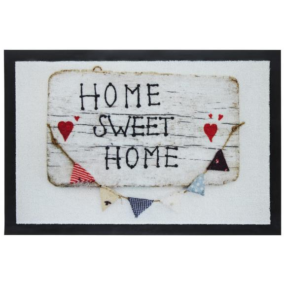 Predpražnik Home Sweet Home 3 - večbarvno, Moderno, tekstil (40/60cm) - Mömax modern living