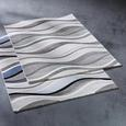 Tkana Preproga Bill 3 - modra, Moderno, tekstil (160/230cm) - Mömax modern living