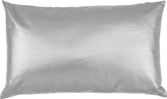 Okrasna Blazina Dubai - srebrna, tekstil (50/30cm) - Mömax modern living