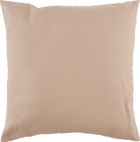 PERNĂ DECORATIVĂ Pernă decorativă ''Zippmex'' - Culoare naturală, Material textil (50/50cm) - BASED