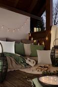 Tagesdecke Aksel Anthrazit ca. 125x150cm - Anthrazit, MODERN, Textil (125/150cm) - Premium Living