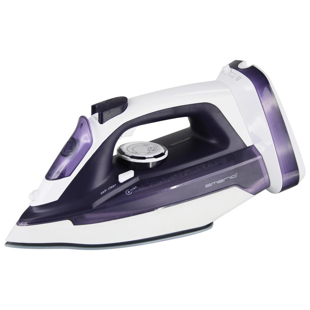 Dampfbügeleisen Traci Lila | Flur & Diele > Haushaltsgeräte > Bügeleisen | Lila | Kunststoff - Keramik | MÖMAX