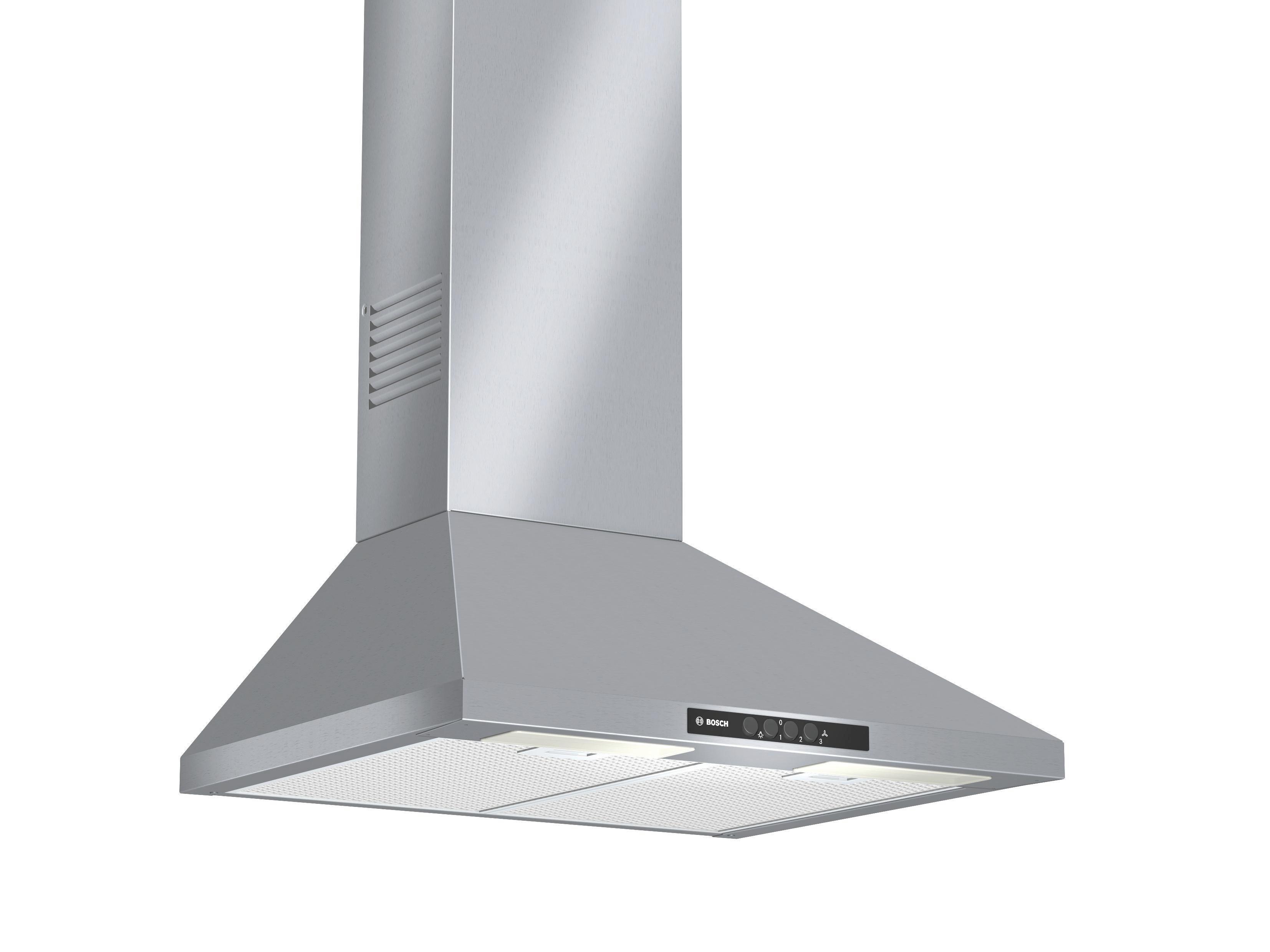 Dunstabzugshaube Bosch Dww06w450, EEZ D - ROMANTIK / LANDHAUS, Metall (60/79,9-97,6/50cm) - BOSCH