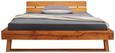 Bett Buchefarben 180x200cm - Buchefarben, Natur, Holz (199/83/222cm) - Premium Living