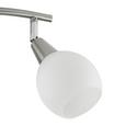 Reflektor Samuel - Konvencionalno, kovina/steklo (28/9,7cm) - Mömax modern living
