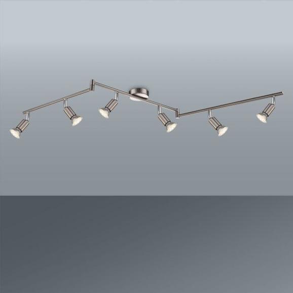 LED-Strahler Fritz, max. 6x3 Watt - KONVENTIONELL, Metall (18,5/145cm) - Mömax modern living