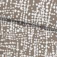 Posteljnina Alea - siva/zelena, Konvencionalno, tekstil (140/200cm) - Mömax modern living