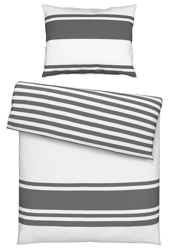 Posteljina Anna Wende - antracit, Modern, tekstil (140/200cm) - Mömax modern living