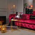 Zierkissen Shauny ca. 25x45cm - Beere, ROMANTIK / LANDHAUS, Fell (25/45cm) - Premium Living