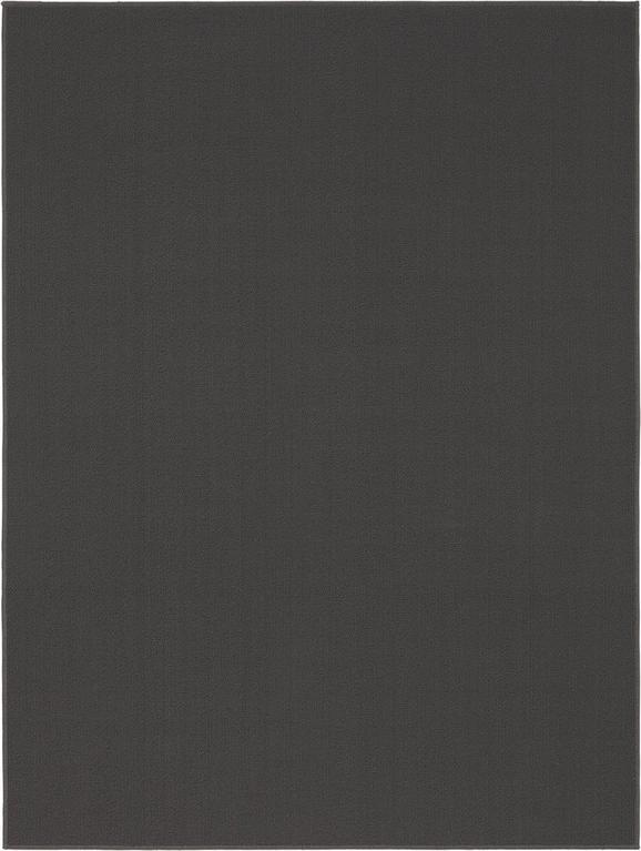 Preproga Eton 2 - temno siva, Trendi, tekstil (120/160cm) - Mömax modern living