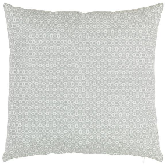 Okrasna Blazina Ameline - svetlo zelena, Romantika, tekstil (45/45cm) - Zandiara