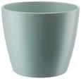 Blumentopf Luisa in verschiedenen Farben - Rosa/Weiß, MODERN, Keramik (19/16cm) - Mömax modern living