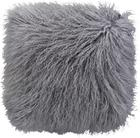 Okrasna Blazina Shaun - siva, tekstil (40/40cm) - Premium Living