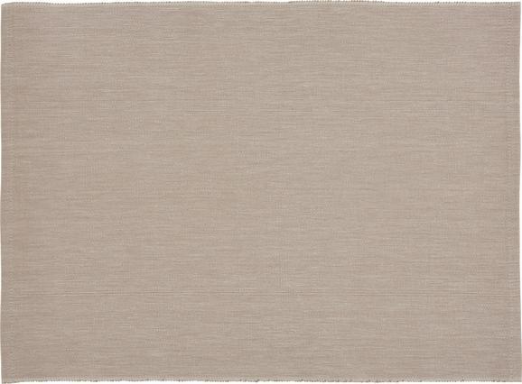 Tischset Tine in Hellbraun - Hellbraun, ROMANTIK / LANDHAUS, Textil (33/45cm) - MÖMAX modern living