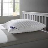 Kopfkissen Irisette 80x80 cm - Weiß, MODERN, Textil (80/80cm) - Irisette