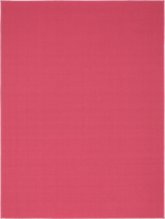 Teppich Eton in Rosa D. 120x160cm - Rosa, LIFESTYLE, Textil (120/160cm) - Mömax modern living