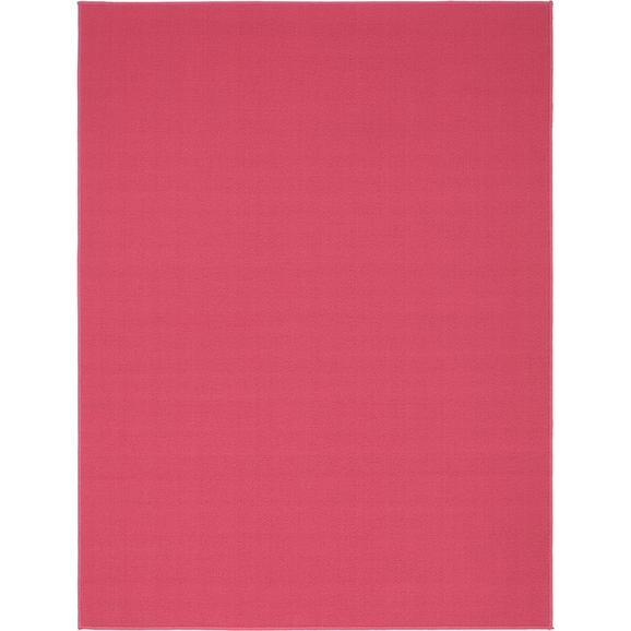 Teppich Eton Rosa 120x160cm - Rosa, LIFESTYLE, Textil (120/160cm) - Mömax modern living