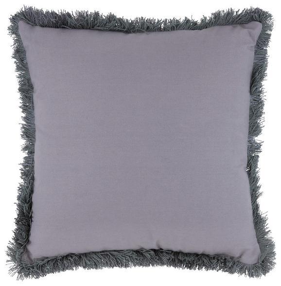 Zierkissen Serafine Grau 45x45cm - Grau, MODERN, Textil (45/45cm) - MÖMAX modern living