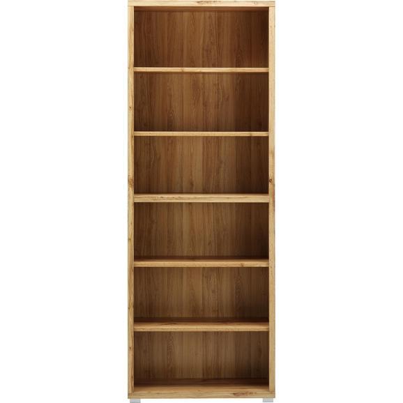 Regal Line4 - hrast, Moderno, leseni material (80/218/36cm) - Mömax modern living