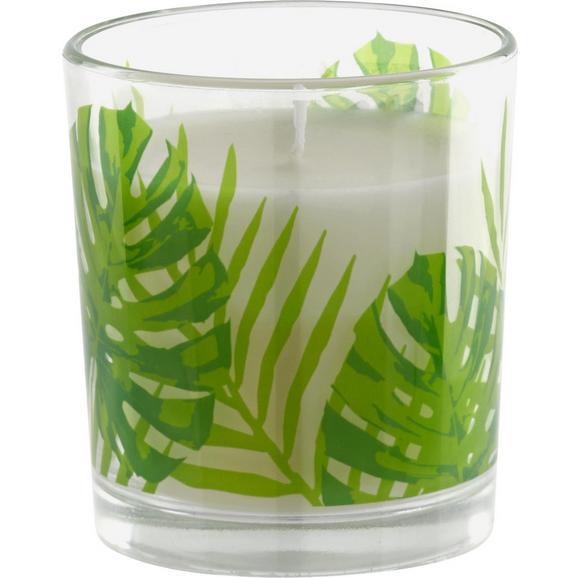 Kerze im Glas Conny in verschiedenen Farben - Klar/Multicolor, ROMANTIK / LANDHAUS, Glas (7,4/8,3cm) - Mömax modern living