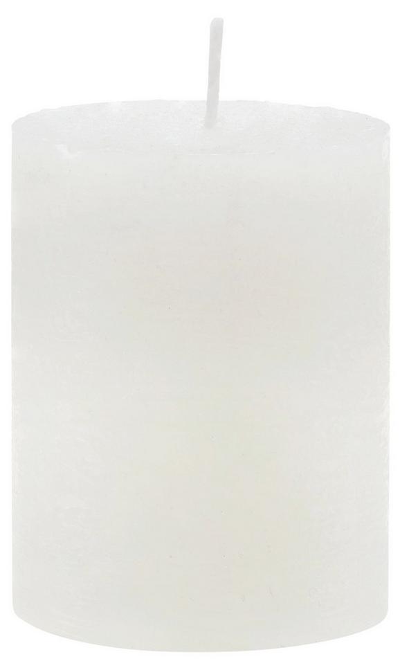 Stumpenkerze Lia Champagner - Champagner, MODERN (6,8/9cm) - Mömax modern living
