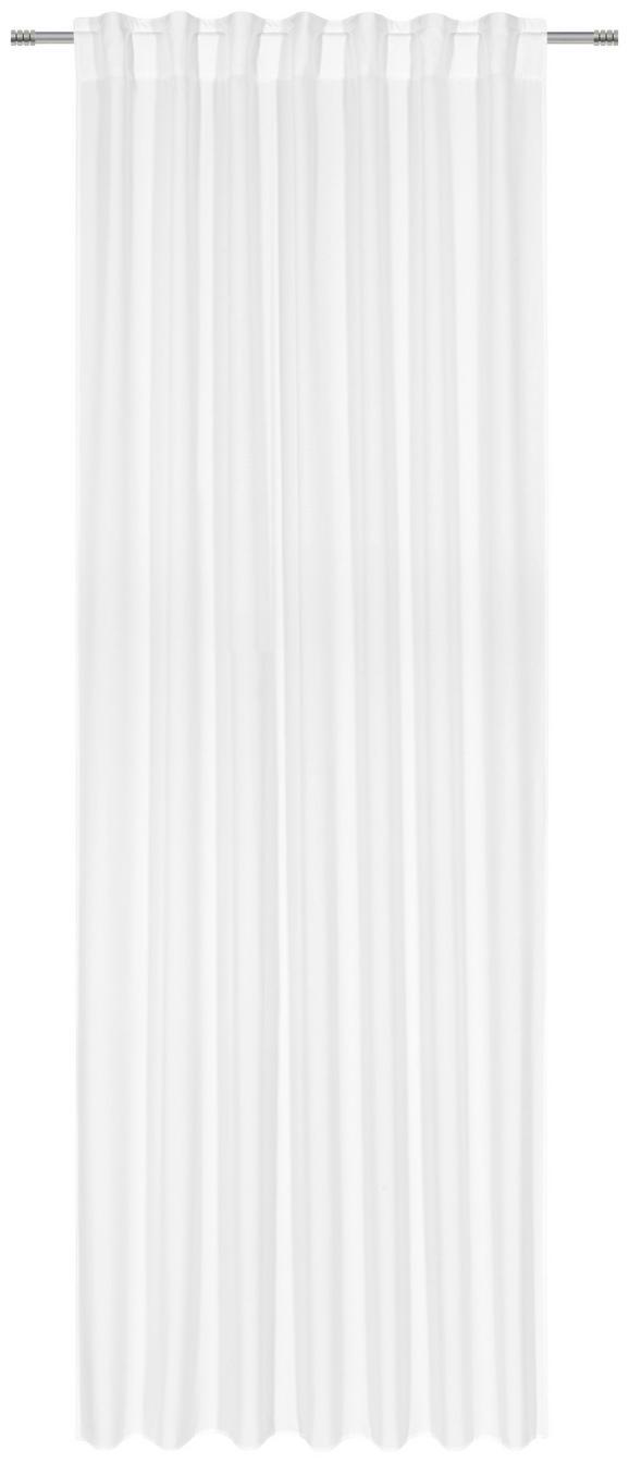 Kombivorhang Ulli Weiß 140x300cm - Weiß, Textil (140/300cm) - MÖMAX modern living
