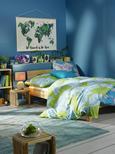 Bett Natur 140x200cm - Naturfarben, KONVENTIONELL, Holz (140/200cm) - Zandiara