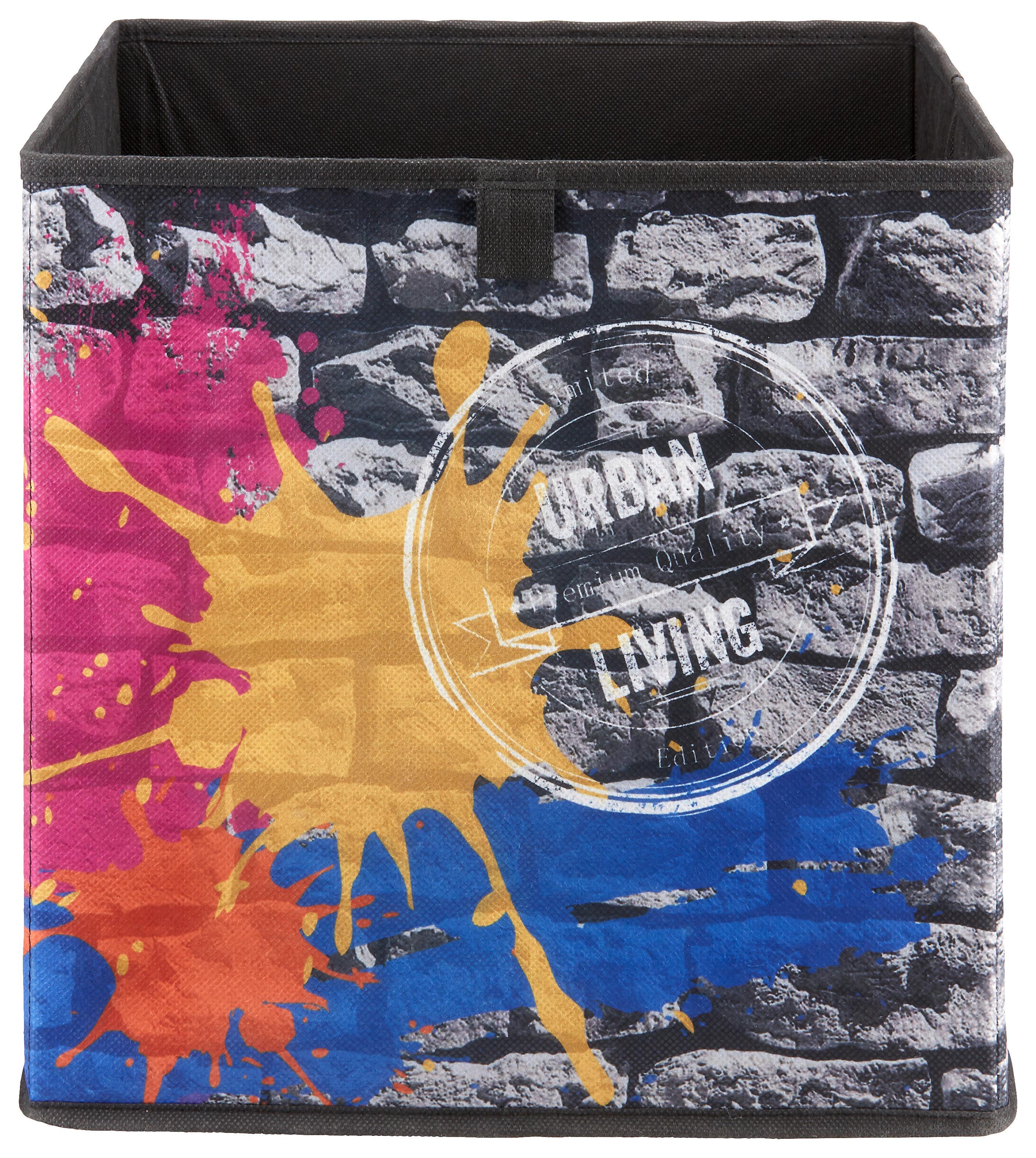 Image of Aufbewahrungsbox Poppi mit Steindesign
