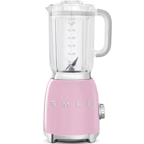 Standmixer Smeg Blf01pbeu Pink - Pink (19,7/39,7/16,3cm) - SMEG