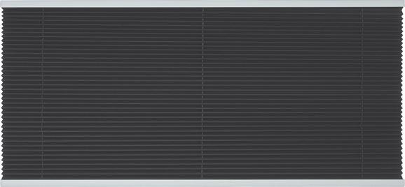 Harmonika Roló Világosszürke - antracit, textil (100/130cm) - MÖMAX modern living