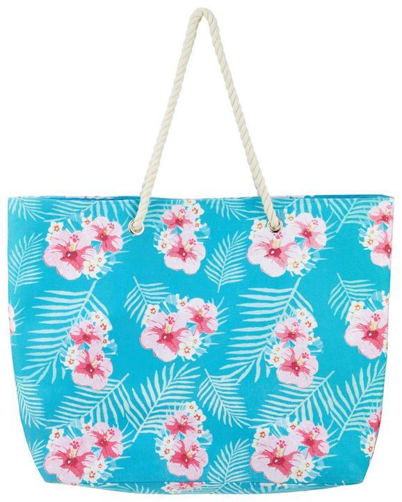 Strandtasche Waikiki in Bunt - Multicolor, Textil (44/15cm) - MÖMAX modern living