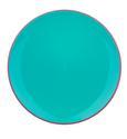 Speiseteller Malia in verschiedenen Farben - Türkis/Pink, LIFESTYLE, Kunststoff (27/2,5cm) - Modern Living