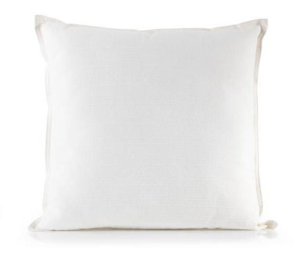 Díszpárna Solid One - Natúr, Textil (45/45cm)