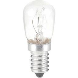 Leuchtmittel 11416B 15 Watt - Glas/Metall (2,5/5,5cm)