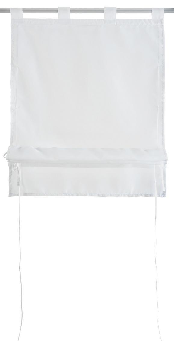 Szövetroló Nina - fehér, textil (60/140cm) - MÖMAX modern living