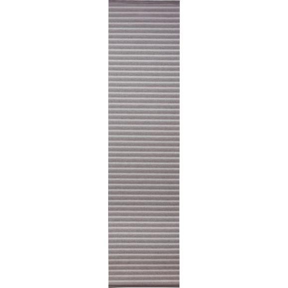 Panelna Zavesa Flow - bela, Moderno, tekstil (60/245cm) - Mömax modern living