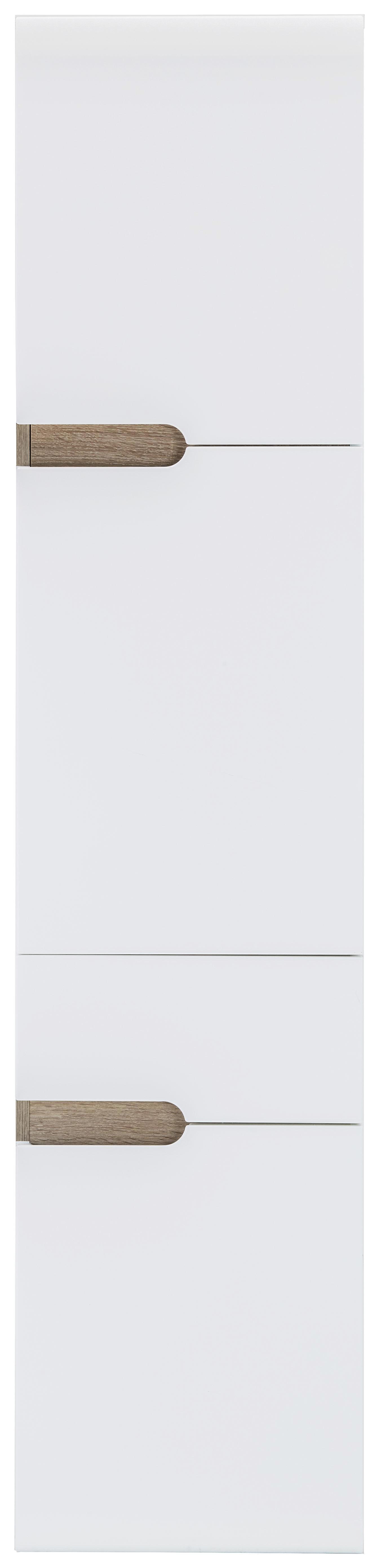 Magasszekrény Linate - modern, faanyagok (40/176/31cm)