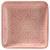 Platte Nina aus Porzellan - Rosa, Keramik (12,5cm) - Mömax modern living