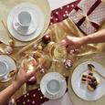 Étkezőalátét Glamour - Arany/Ezüst, Textil - Mömax modern living