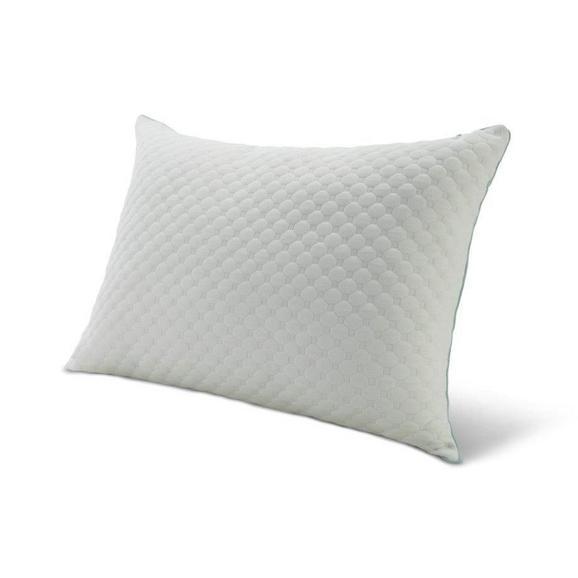 Párna Dormeo Sleep Inspiration - Fehér/Kék, Textil (61/38/10cm)